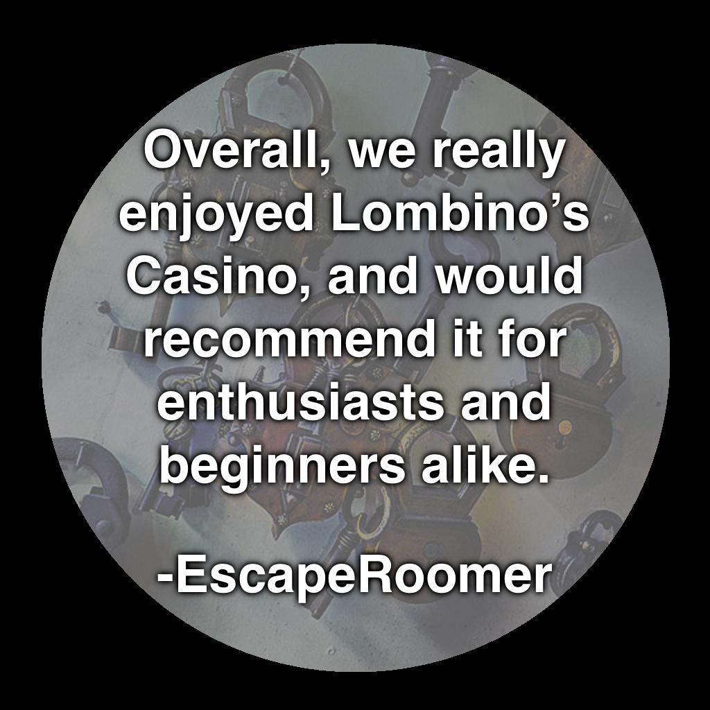 EscapeRoomer
